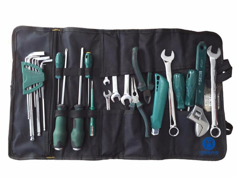 卷筒式工具袋