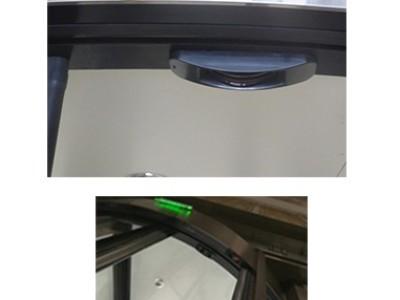 论述自动旋转门安全升级为何要使用激光扫描安全传感器
