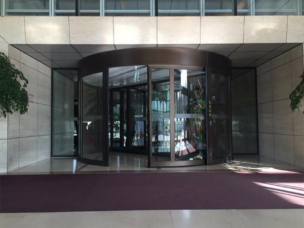 北京某国际酒店旋转门安全传感器检测服务