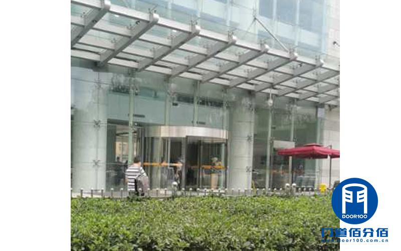 北京高楼大厦电动旋转门定期保养与配件维修更换服务