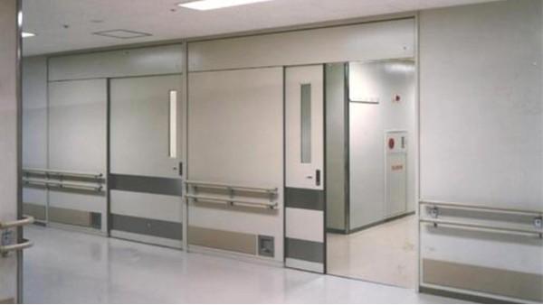 医院专用气密自动医用门故障维修检测诀窍
