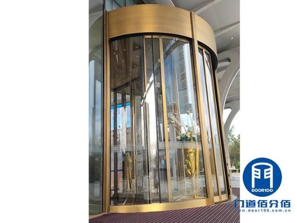 包含KBB、圣维和OBE品牌的六樘旋转门维保前检测服务
