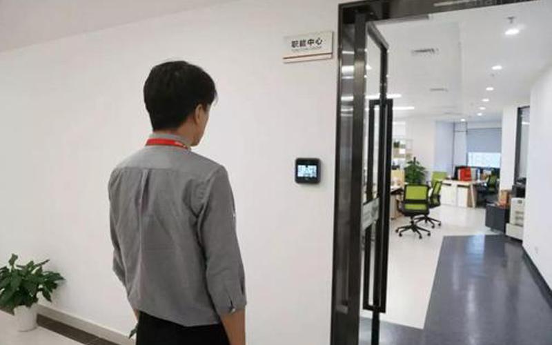门禁系统的识别分类