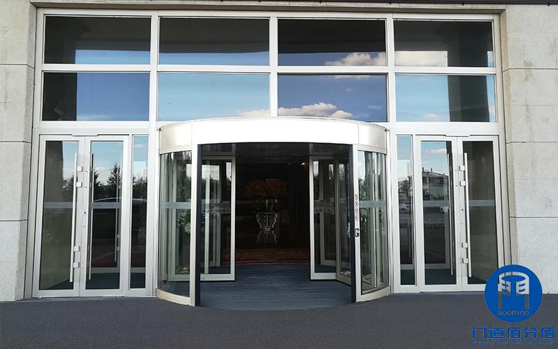 内蒙锡锡林郭勒盟锡林浩特市某酒店凯必盛旋转门保养维修服务