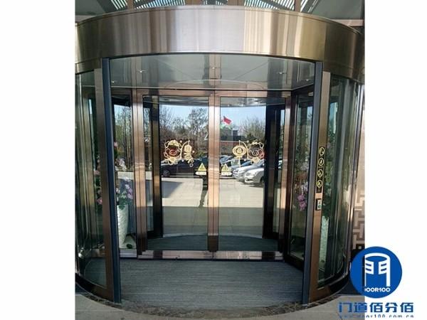 国家邮政局下属某疗养院KBB旋转门保养服务案例