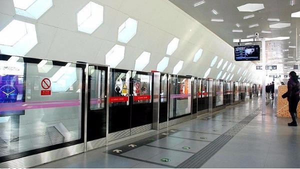 地铁屏蔽门维修之自动屏蔽门门机系统维修方法
