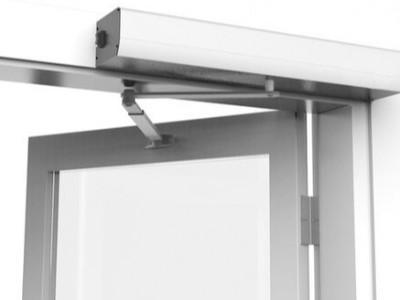 探索钢门、木门变为自动门的方法,自动闭门器安装一览