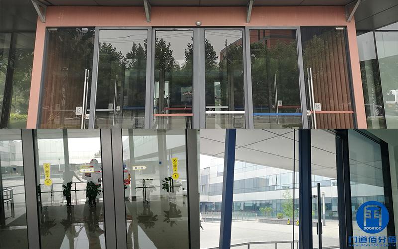 北京海淀区中关村软件园自动平移门拆装服务