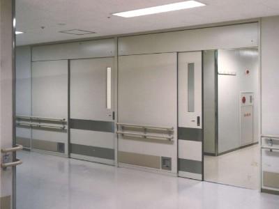 医院自动门类型与通行感应器方案介绍