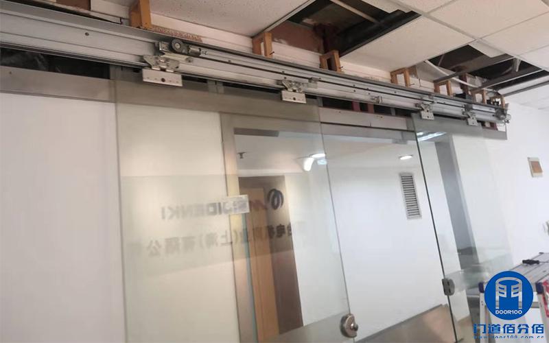 上海航天大厦办公室松下感应门配件与门禁维修服务