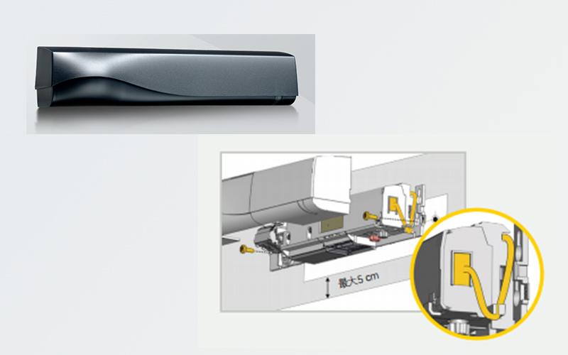 实现自动门防夹功能之启动与安全复合型二合一传感器方案