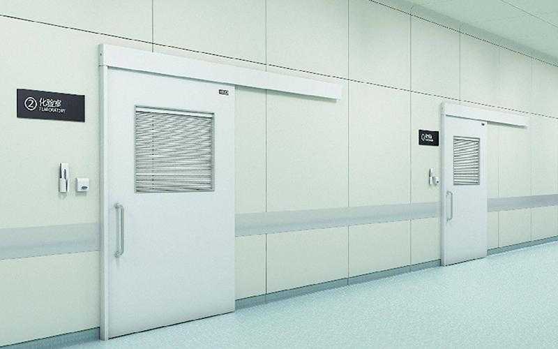 论述如何有效保养医院防辐射自动门