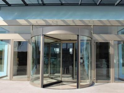 自动门旋转门为什么使用钢化玻璃,钢化玻璃原理介绍