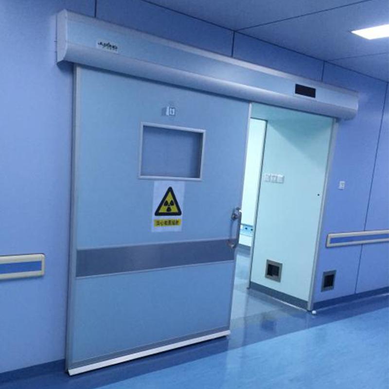 医用防辐射自动门日常使用注意事项