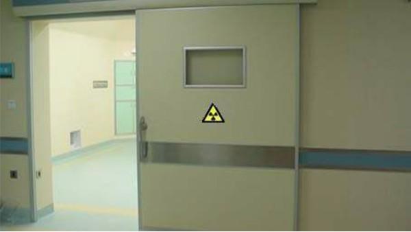 医用防辐射自动门维护保养与日常使用注意事项