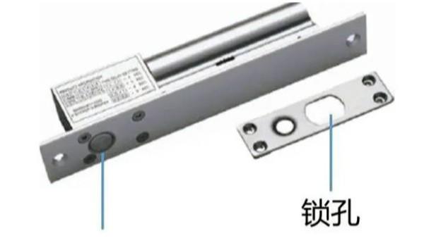 常用的三种门禁电锁是什么?如何安装?