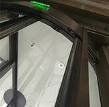 激光扫描安全传感器安装位置
