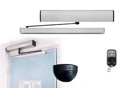 防疫丨合页门电动闭门器安装使用说明