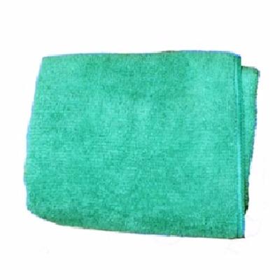 绿色吸尘巾