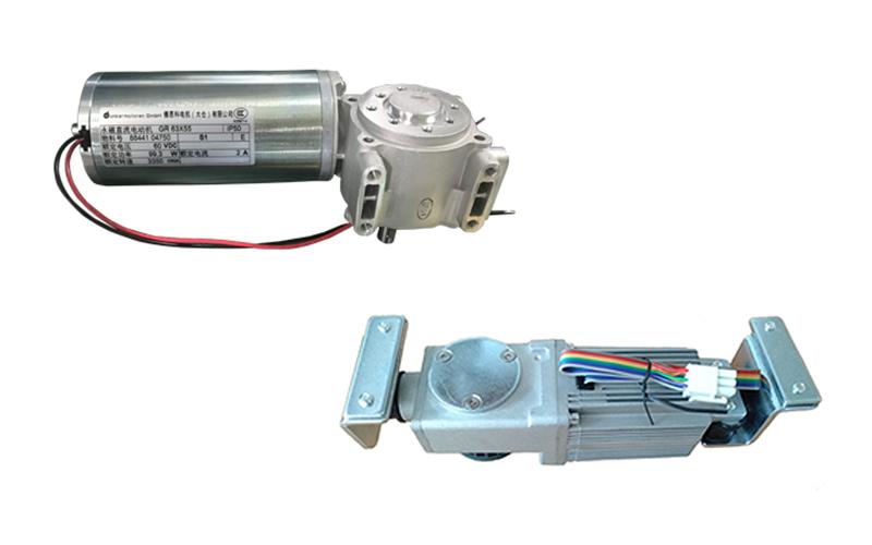 自动门电机故障及维修解决方法