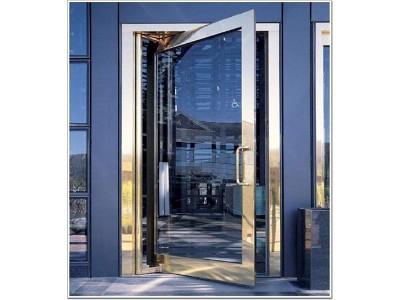 平衡门(平衡易推门)与地弹门(地弹簧门)对比