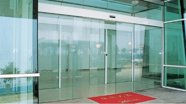 论述自动平滑门不能正常开门与自动旋转门不转了解决方法