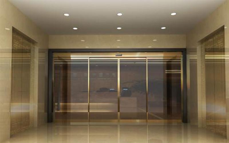 感应玻璃门维修方法,四个步骤找出问题