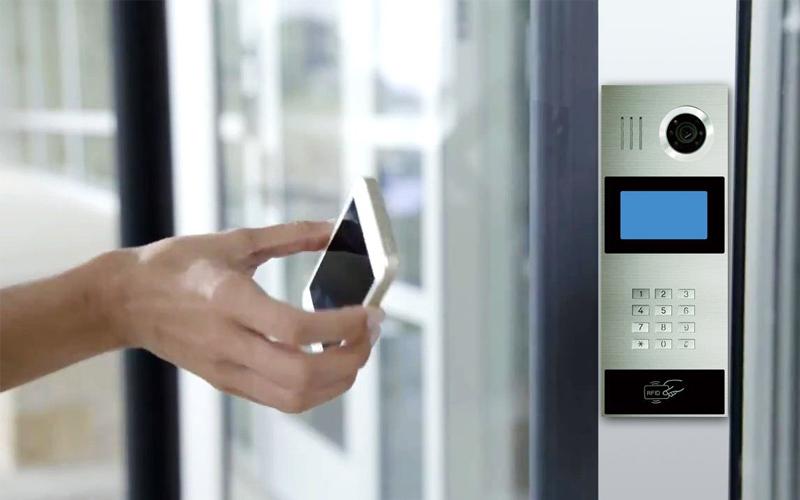 门禁购买安装,自动门加装门禁方法介绍