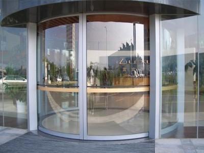 玻璃自动弧形门调试,设备正常运行必备程序