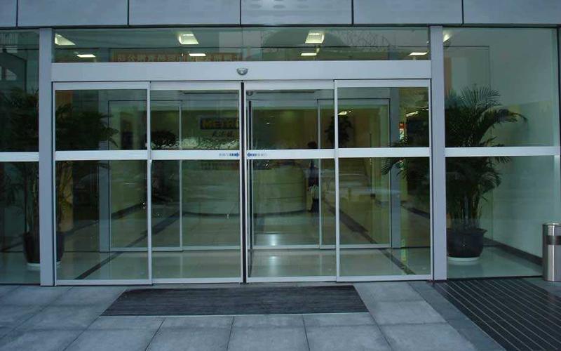 自动玻璃门常见故障维修方法