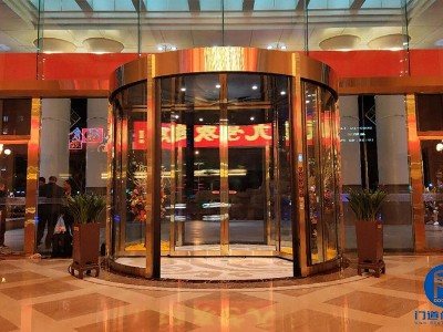 旋转门(自动旋转门)安装、拆装、移装验收标准