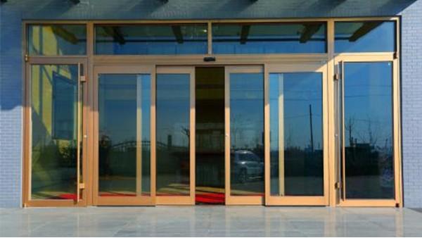 玻璃自动感应门维修中易损件之开门传感器介绍
