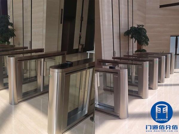 高楼大厦内部比利时进口AS速通门保养服务案例