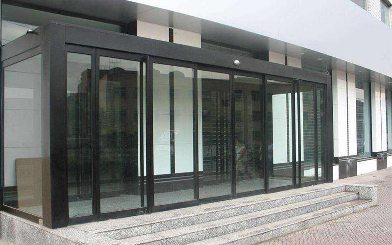 感应玻璃门(平移式)迟钝、不动、异响等故障应对维修方法