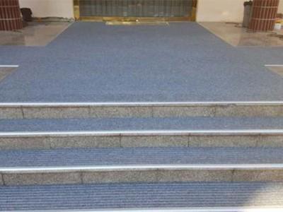 一文就懂,出入口铝合金地垫安装铺设与清洁保养