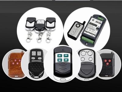 自动门遥控器购买、匹配和对码解决方案