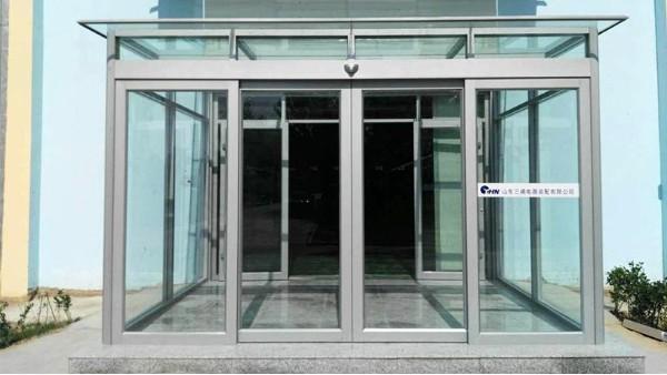 平移感应门使用与维护说明