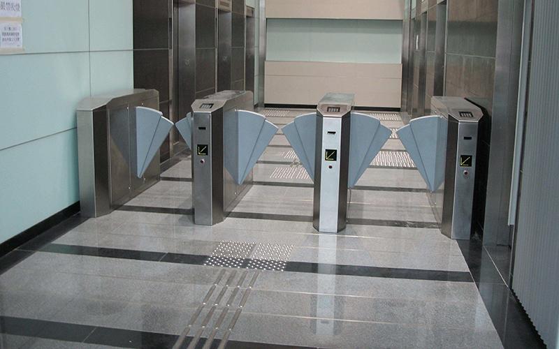 标配翼闸配件明细及常见翼闸系统组成结构