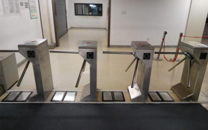 三辊闸机机械故障检测维修方法