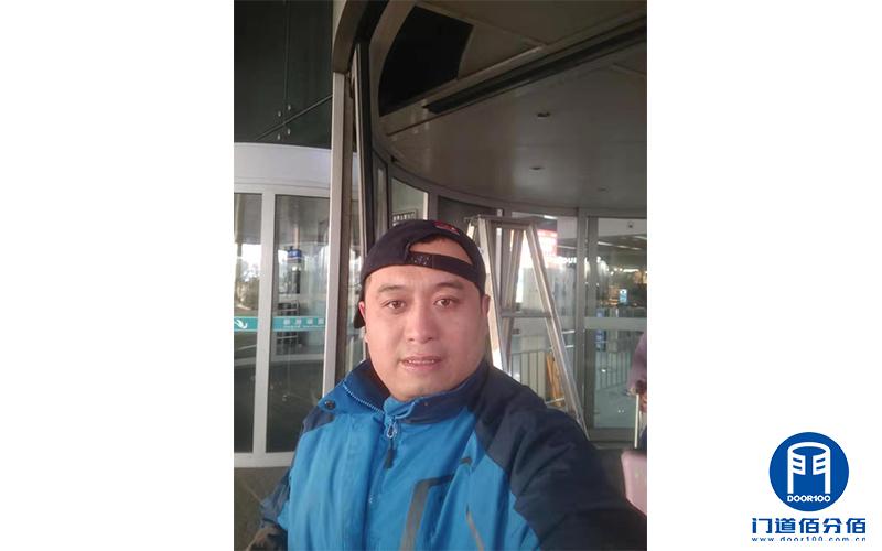 保障春运丨山东省机场进出入口弧形自动门保养服务