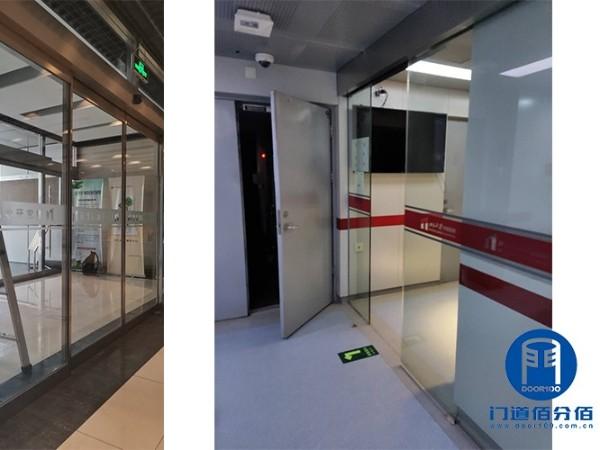 上门保养维护北京肿瘤医院无框及有框玻璃电动门