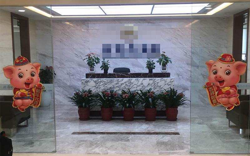 北京某大厦亚萨合莱(BESAM)自动平移门保养服务