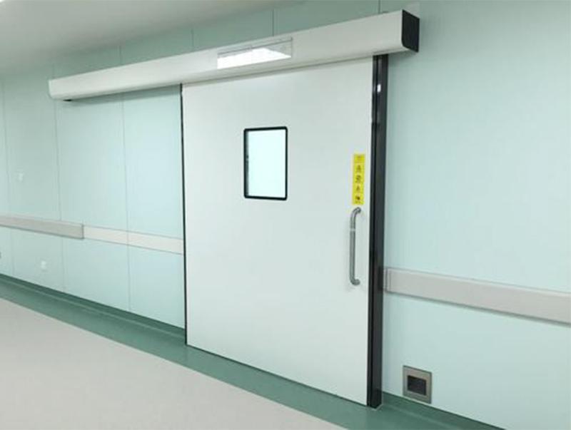 医用自动气密门常见五种故障维修解决方法