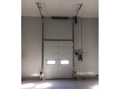 简述工业提升门的控制使用说明