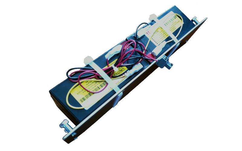 平移式自动感应门后备电源