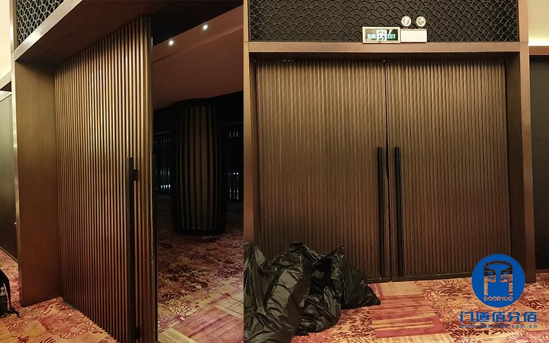 酒店宴会厅自动平滑门(自动平移门)维修服务项目