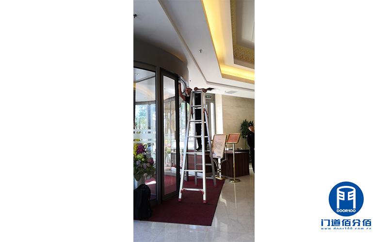 人民大会堂宾馆自动转门维保服务