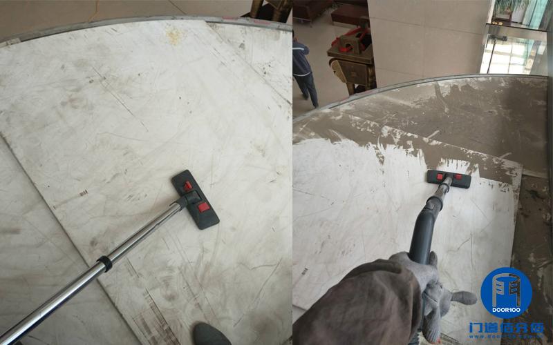 济南市凯必盛(KBB)旋转门配件维修服务清理