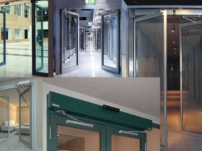 普通手动平开门改造为自动平开门升级方案