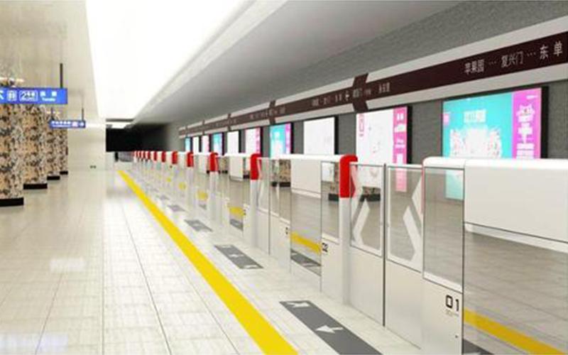 地铁滑动屏蔽门故障类型及产生原因分析
